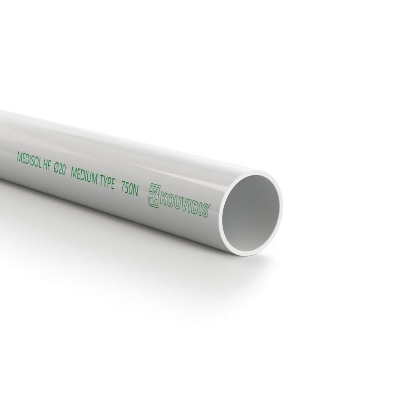 MEDISOL HF halogen free rigid conduit