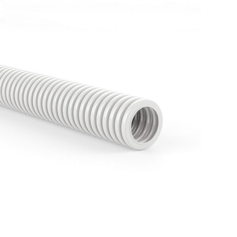 MEDIFLEX AMHF halogen free pliable conduit with antimicrobial technology