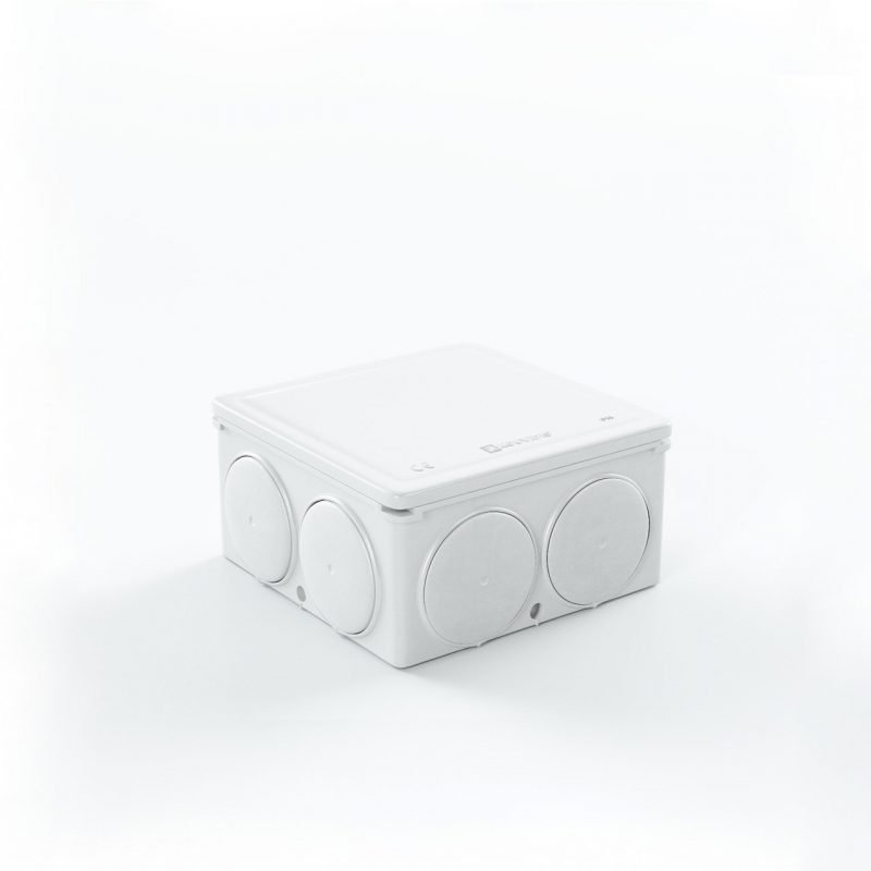 MEDISOL AM junction box with antimicrobial technology