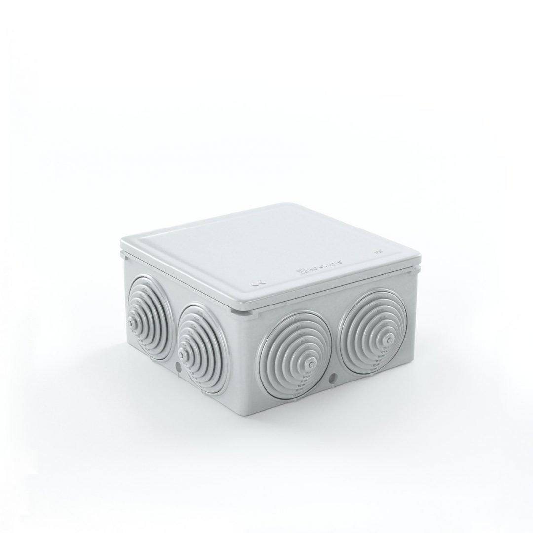 CONDUR Κουτί διακλάδωσης με βαθμιδωτές τάπες