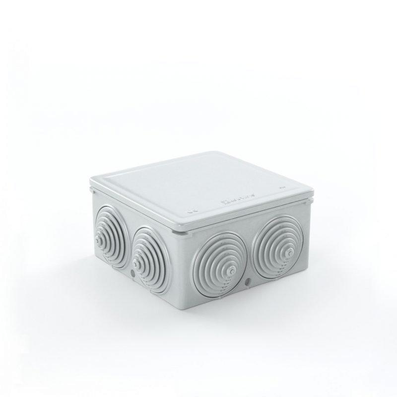 CONDUR caixas de derivação com Passa-cabos