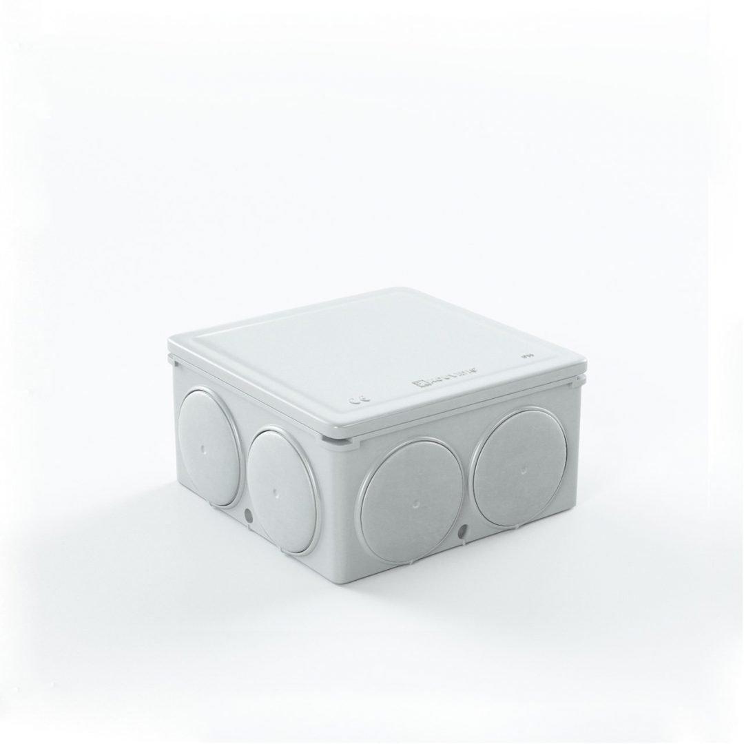 CONDUR caixas de derivação Pré-furada