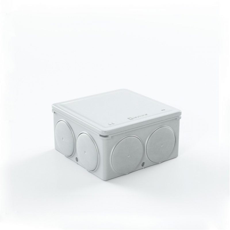 CONDUR junction box with seals