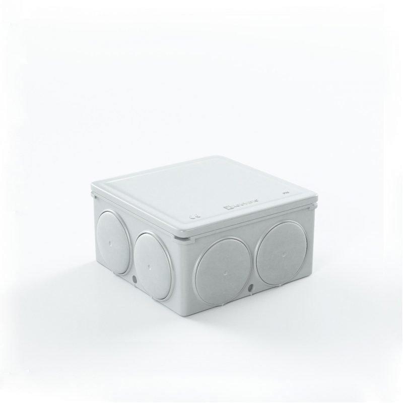 CONDUR κουτί διακλάδωσης (με ίσιες τάπες)
