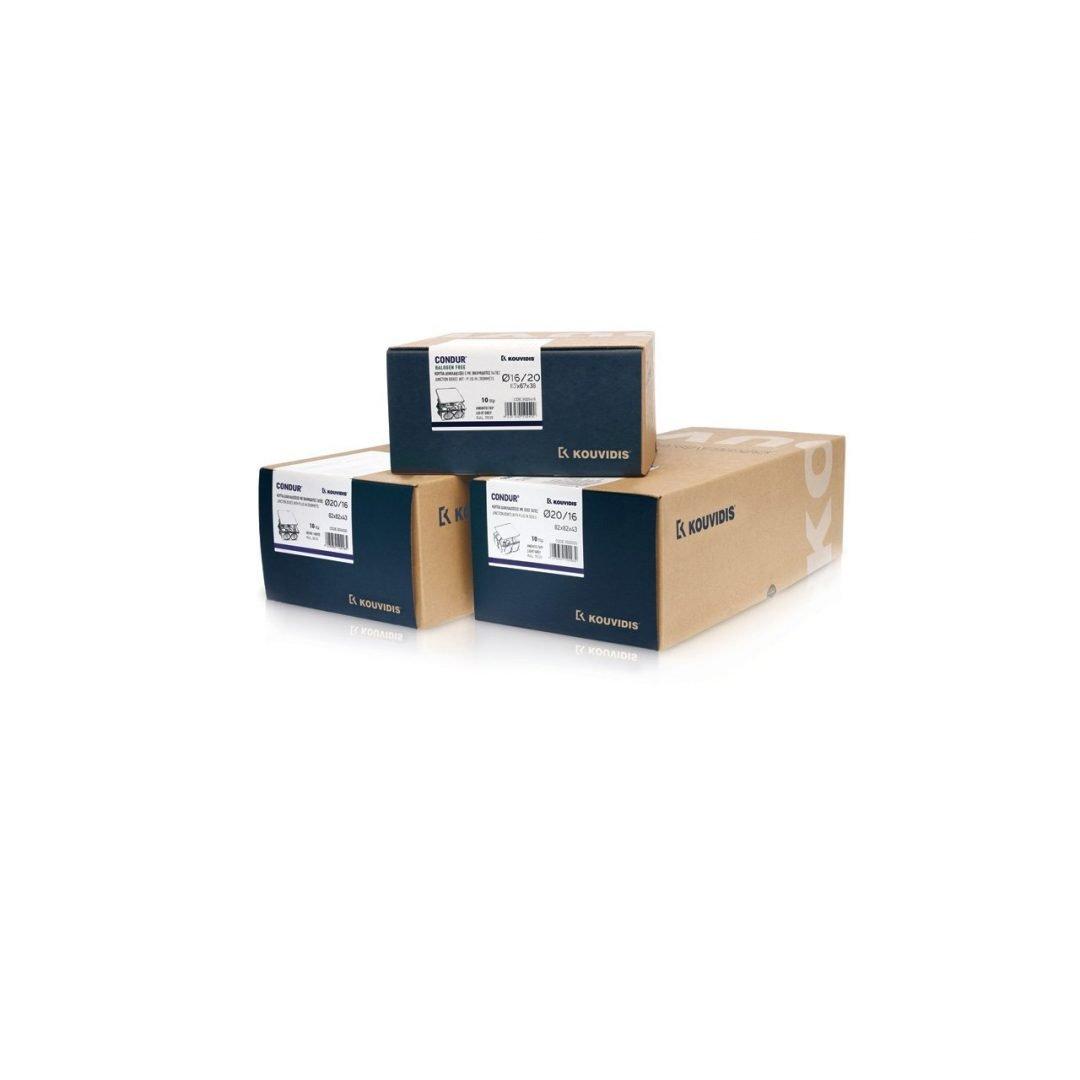 CONDUR caixas de derivação lisa