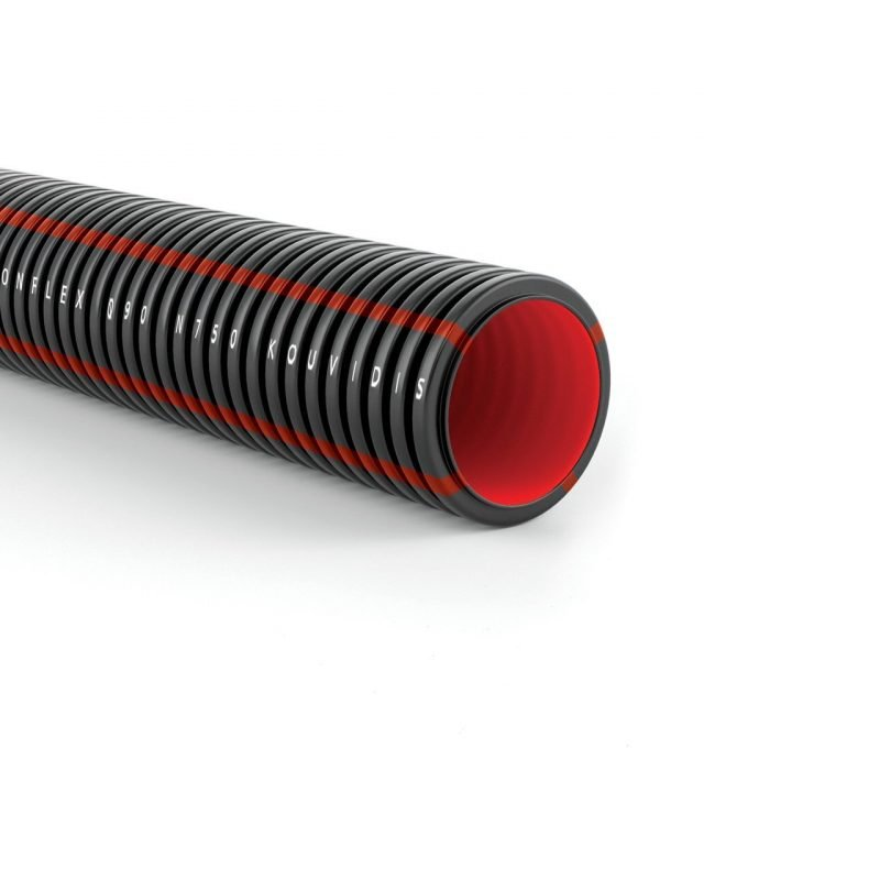 GEONFLEX double structured wall rigid conduit