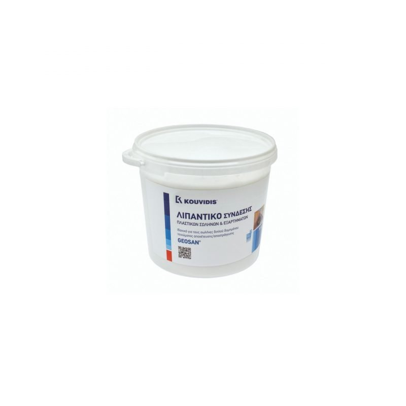 Lubricant for plastic pipes and fittings