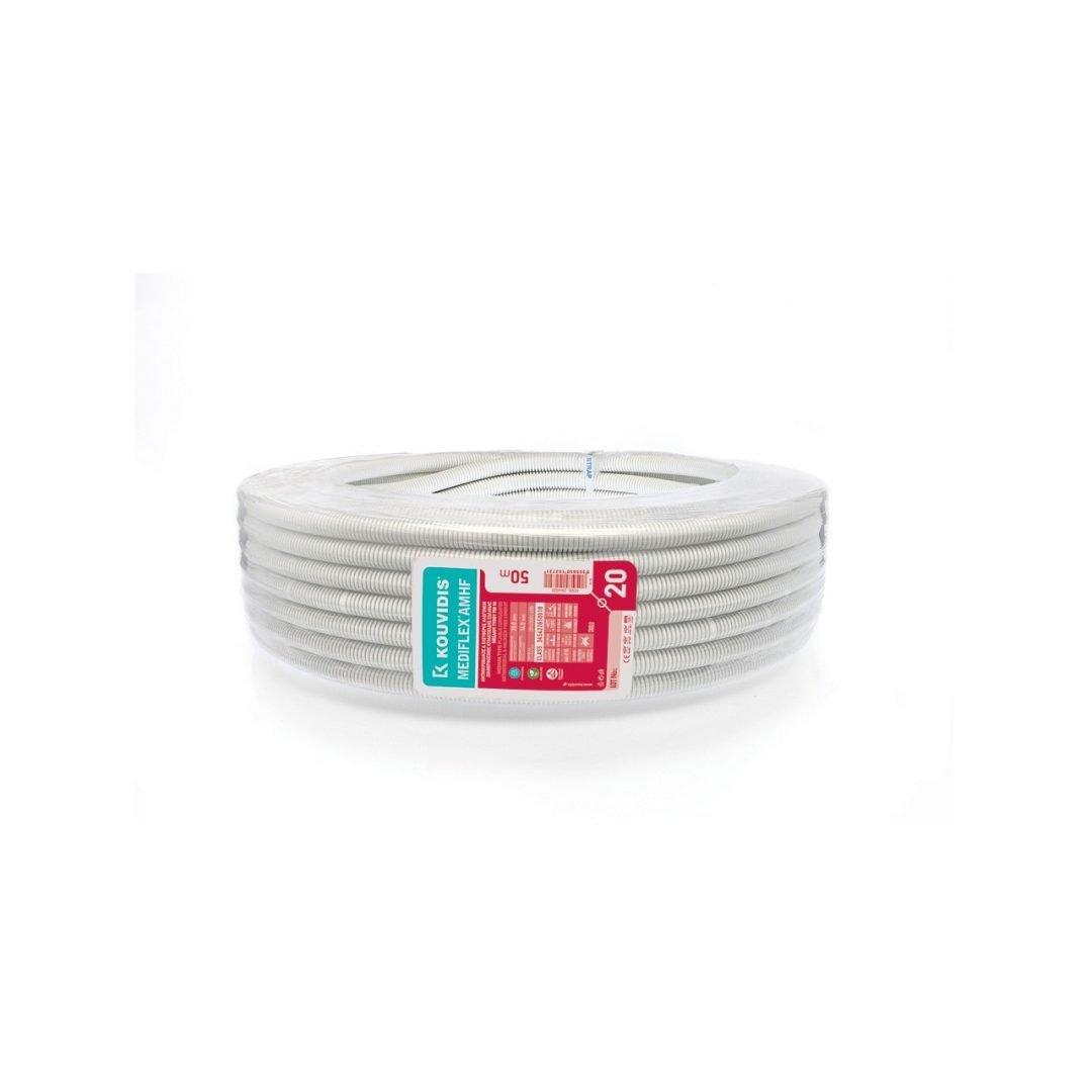 MEDIFLEX AMHF tub pliabil fără halogeni cu tehnologie antimicrobiană