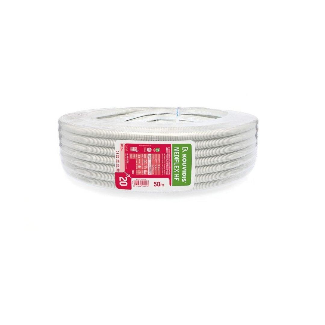 MEDIFLEX HF tubo maleável livre de halogéneos