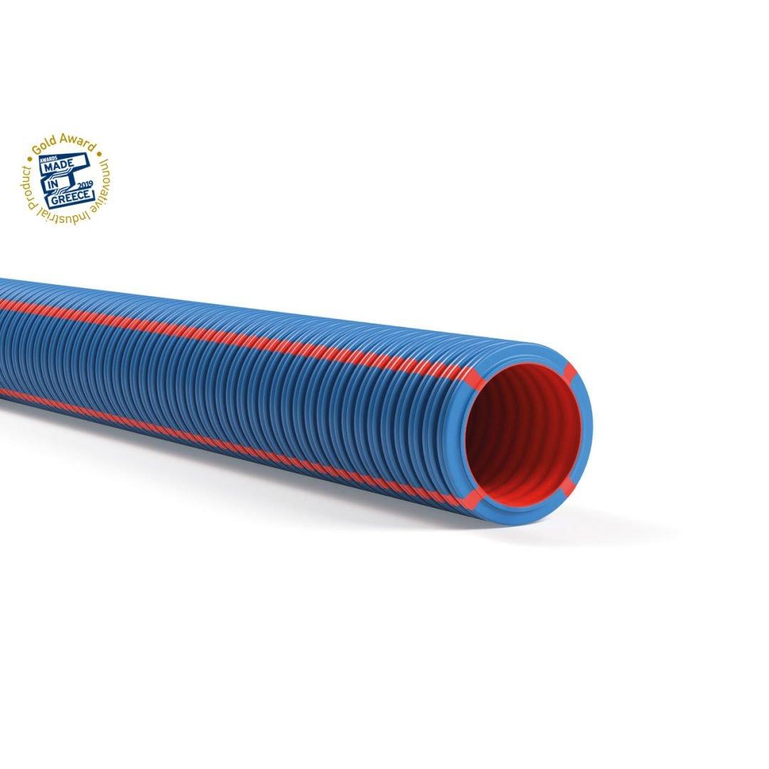 DUROFLEX PLUS Διαμορφώσιμος 3στρωματικός σωλήνας